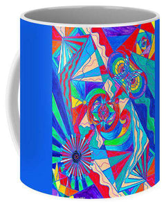 Pleiadian Restore Harmony Light Work Model - Mug