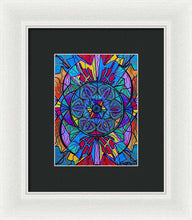 Load image into Gallery viewer, Poised Assurance - Framed Print