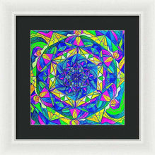 Load image into Gallery viewer, Positive Focus - Framed Print