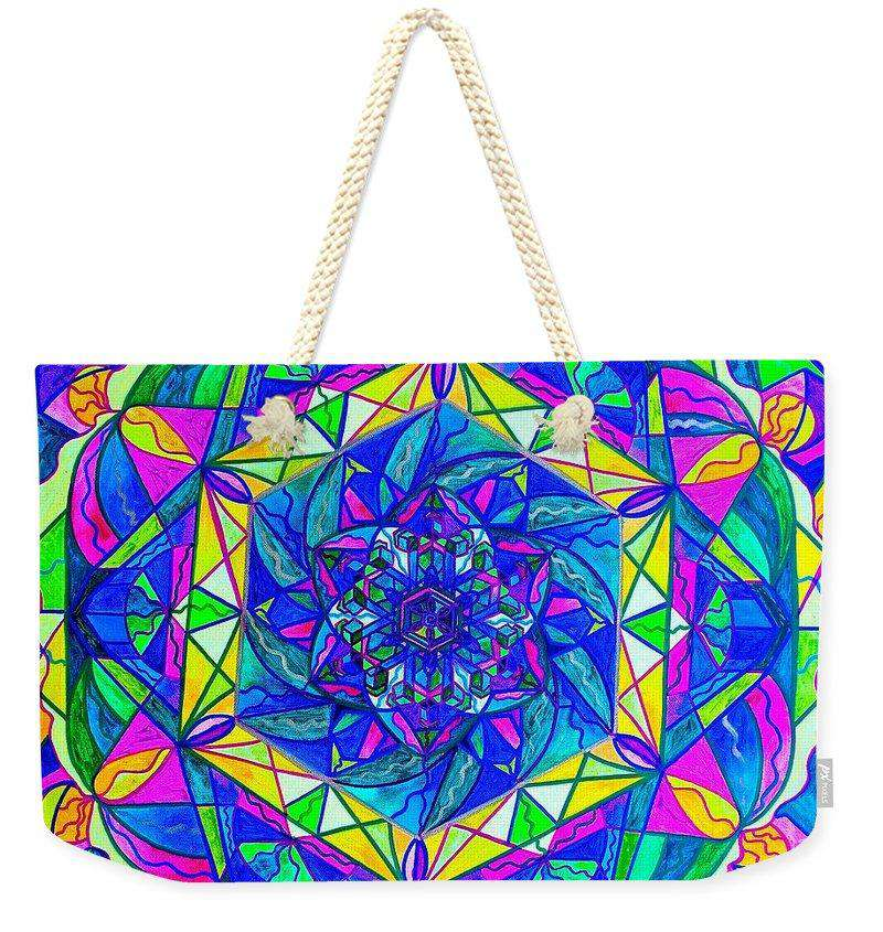 Positive Focus - Weekender Tote Bag