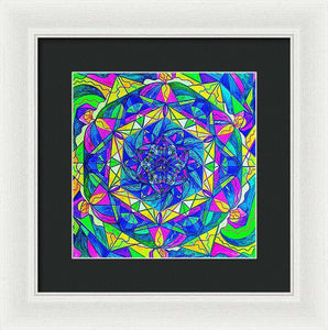 Positive Focus - Framed Print