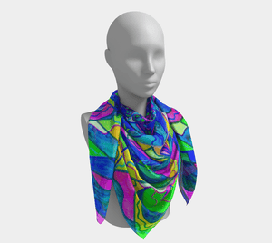 Positive Focus - Frequency Scarf