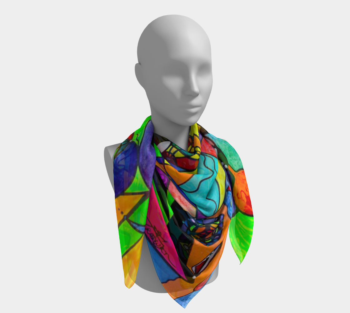The Power Lattice - Frequency Scarf