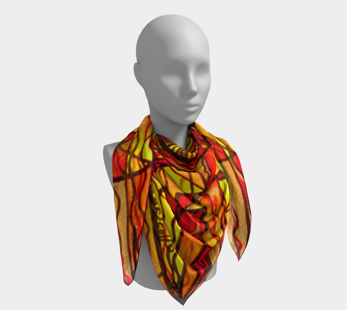 Empowerment - Frequency Scarf