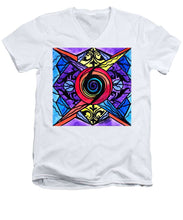 Load image into Gallery viewer, Psychic - Men's V-Neck T-Shirt
