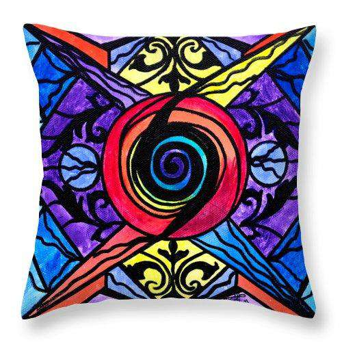 Psychic - Throw Pillow
