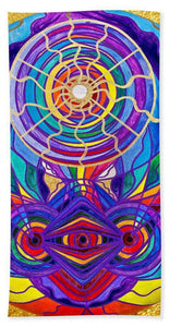 Raise Your Vibration - Bath Towel