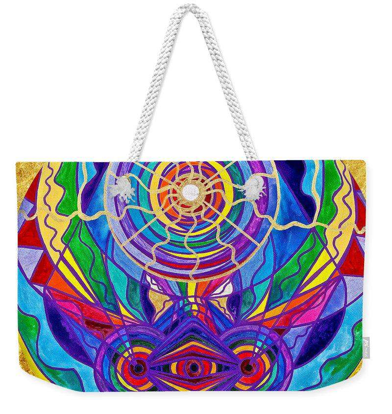 Raise Your Vibration - Weekender Tote Bag