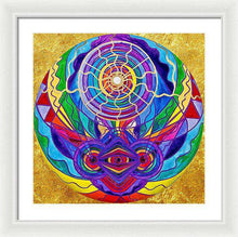 Load image into Gallery viewer, Raise Your Vibration - Framed Print