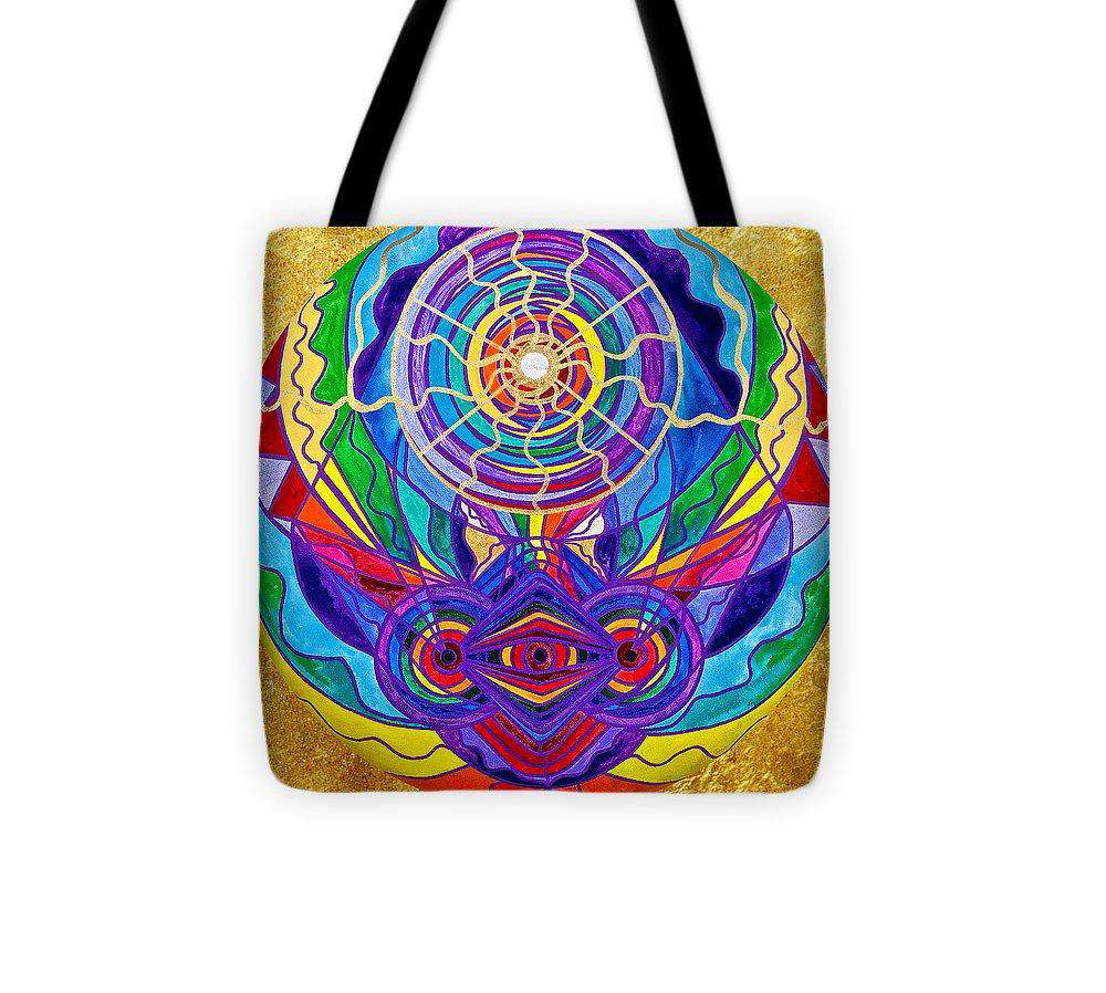 Raise Your Vibration - Tote Bag