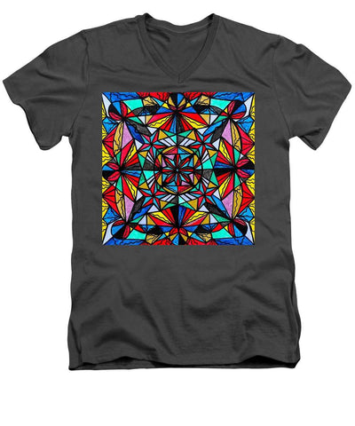 Rapture - Men's V-Neck T-Shirt
