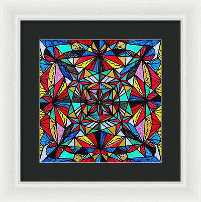 Rapture - Framed Print