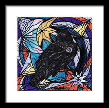 Load image into Gallery viewer, Raven - Framed Print