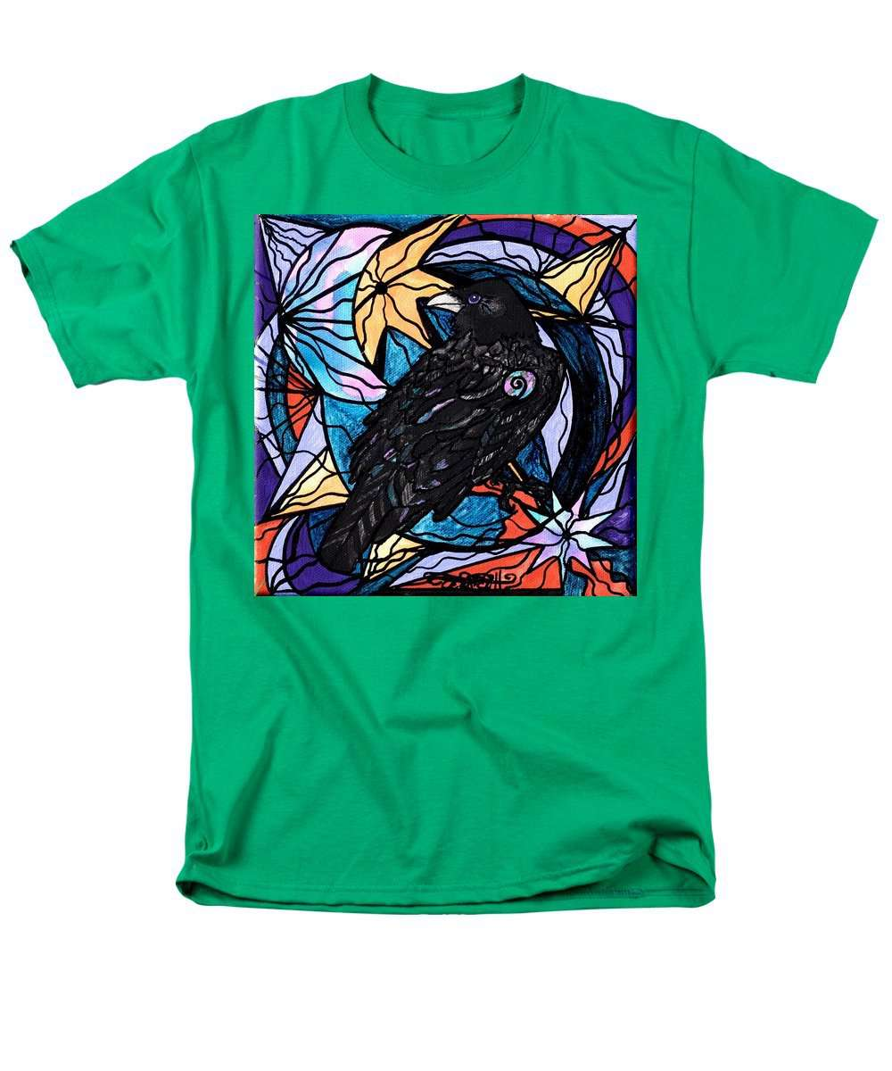 Raven - Men's T-Shirt  (Regular Fit)