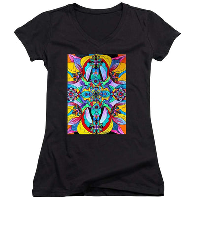 Receive - Women's V-Neck