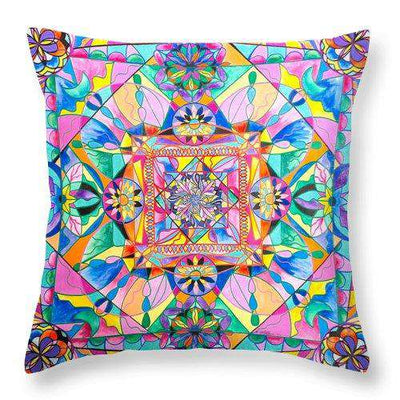 Renewal - Throw Pillow