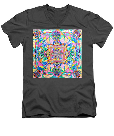 Renewal - Men's V-Neck T-Shirt