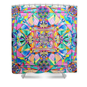 Renewal - Shower Curtain
