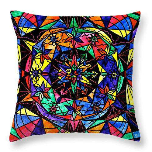 Reveal The Mystery - Throw Pillow