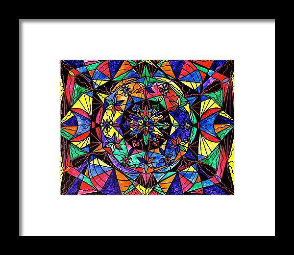 Reveal The Mystery - Framed Print