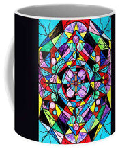 Load image into Gallery viewer, Sacred Geometry Grid - Mug