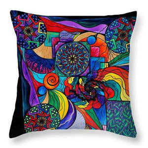 Self Exploration - Throw Pillow