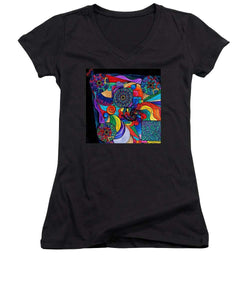 Self Exploration - Women's V-Neck