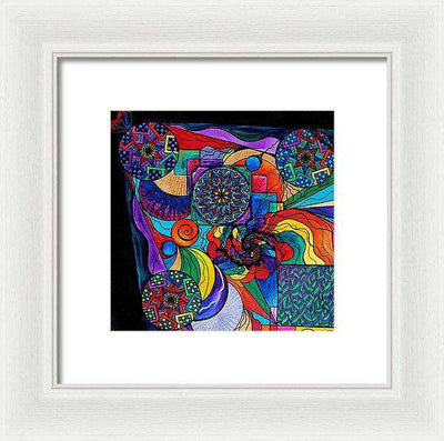 Self Exploration - Framed Print