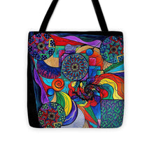 Load image into Gallery viewer, Self Exploration - Tote Bag