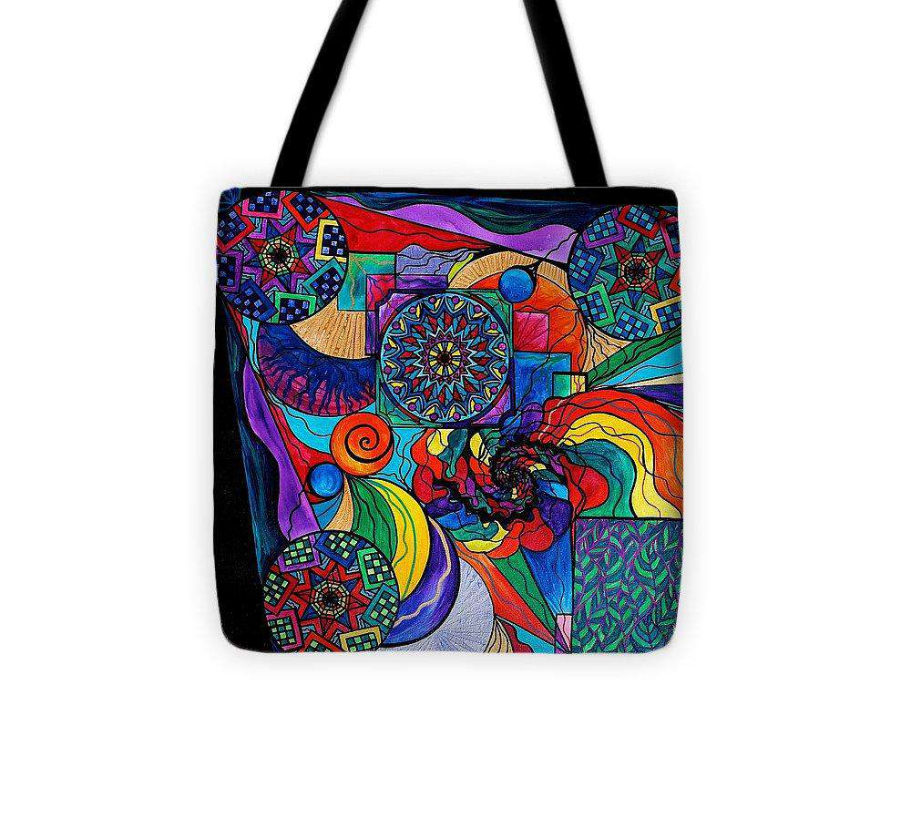 Self Exploration - Tote Bag