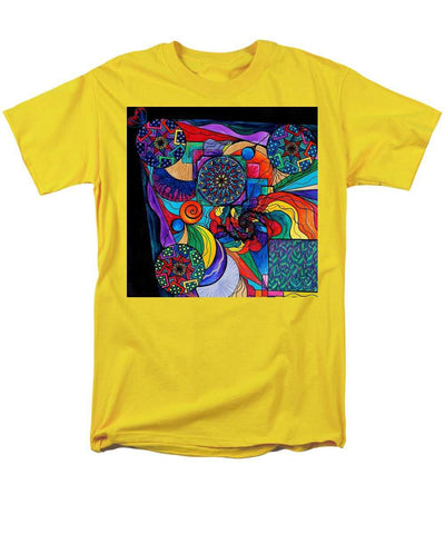 Self Exploration - Men's T-Shirt  (Regular Fit)