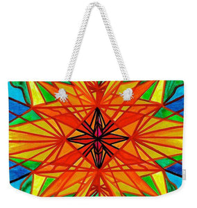 Self Liberate - Weekender Tote Bag