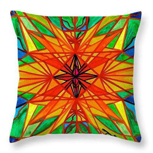 Self Liberate - Throw Pillow
