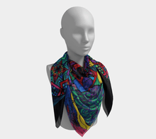 Load image into Gallery viewer, Self Exploration - Frequency Scarf