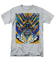 Load image into Gallery viewer, Sirian Solar Invocation Seal - Men's T-Shirt  (Regular Fit)