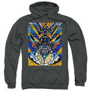 Load image into Gallery viewer, Sirian Solar Invocation Seal - Sweatshirt