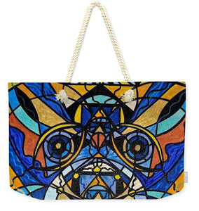 Sirian Solar Invocation Seal - Weekender Tote Bag