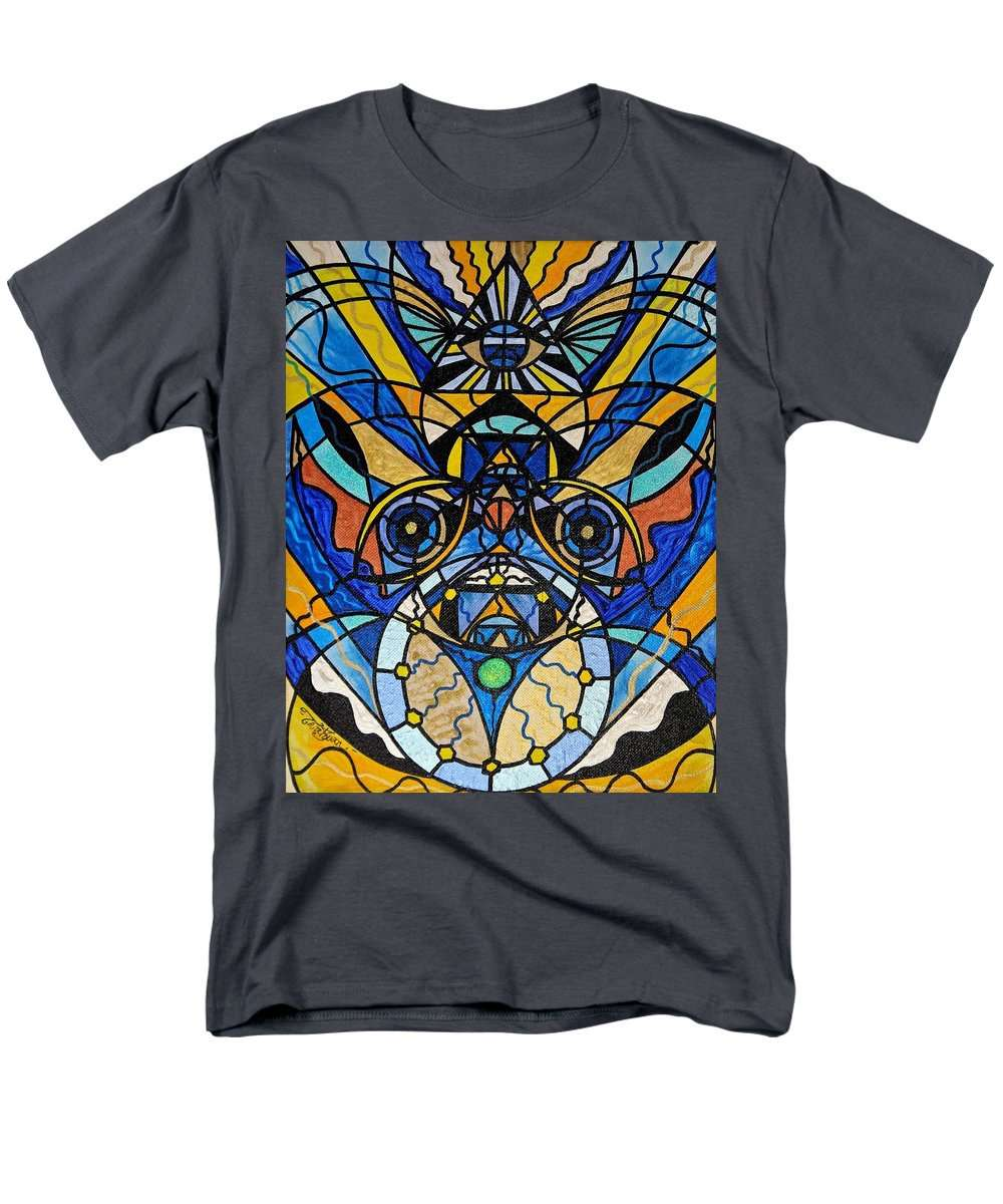 Sirian Solar Invocation Seal - Men's T-Shirt  (Regular Fit)