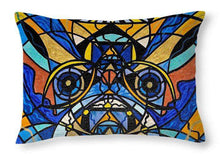 Load image into Gallery viewer, Sirian Solar Invocation Seal - Throw Pillow