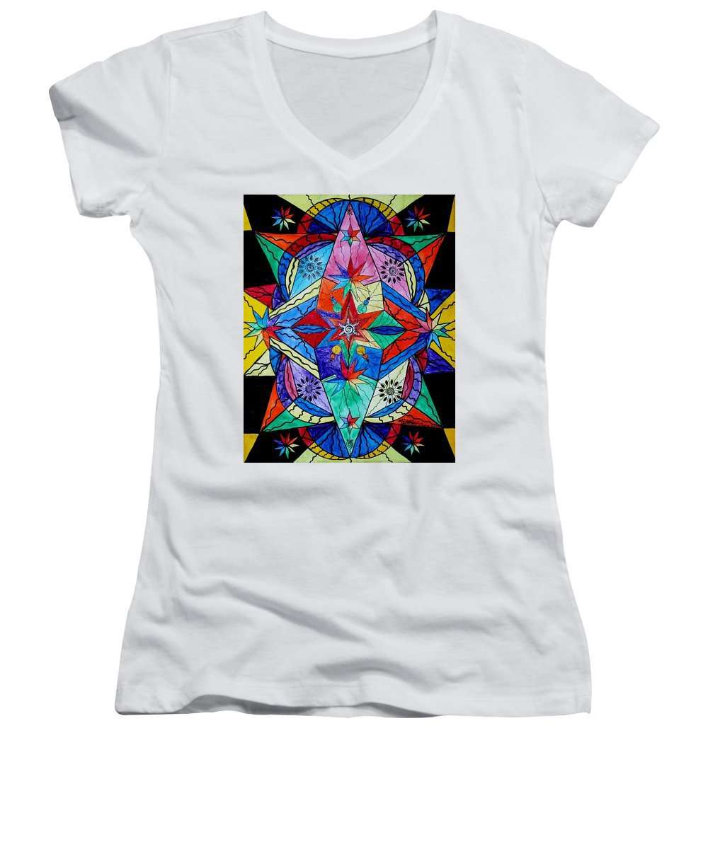 Soul Family  - Women's V-Neck