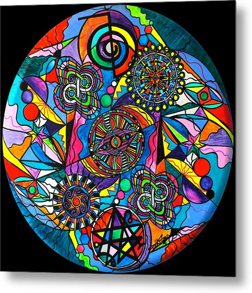 Soul Retrieval - Metal Print