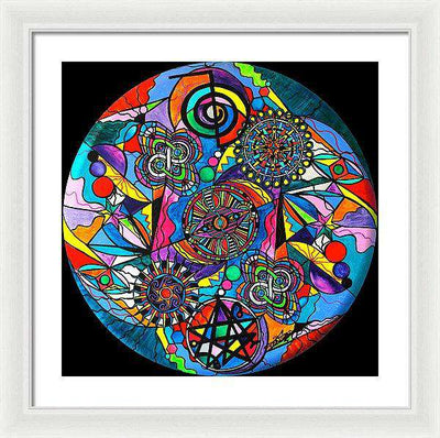 Soul Retrieval - Framed Print