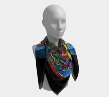 Load image into Gallery viewer, Soul Retrieval - Frequency Scarf