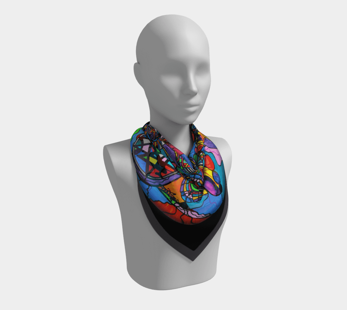 Soul Retrieval - Frequency Scarf