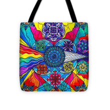 Load image into Gallery viewer, Speak From The Heart - Tote Bag