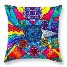Load image into Gallery viewer, Speak From The Heart - Throw Pillow