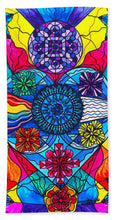Load image into Gallery viewer, Speak From The Heart - Beach Towel