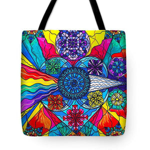 Speak From The Heart - Tote Bag