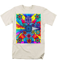 Load image into Gallery viewer, Speak From The Heart - Men's T-Shirt  (Regular Fit)