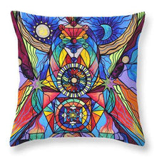 Load image into Gallery viewer, Spiritual Guide - Throw Pillow